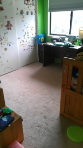 Peanut's Room - After